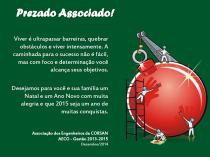 cartão AECO 2014